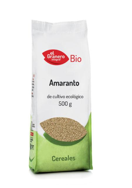 Amaranto de Cultivo Ecológico Bio 500g. El Granero Integral