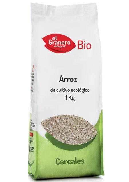 Arroz de Cultivo Ecológico Bio 1kg. El Granero Integral