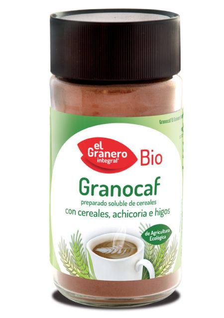 Granocaf Preparado Soluble de Cereales Bio 100g. El Granero Integral
