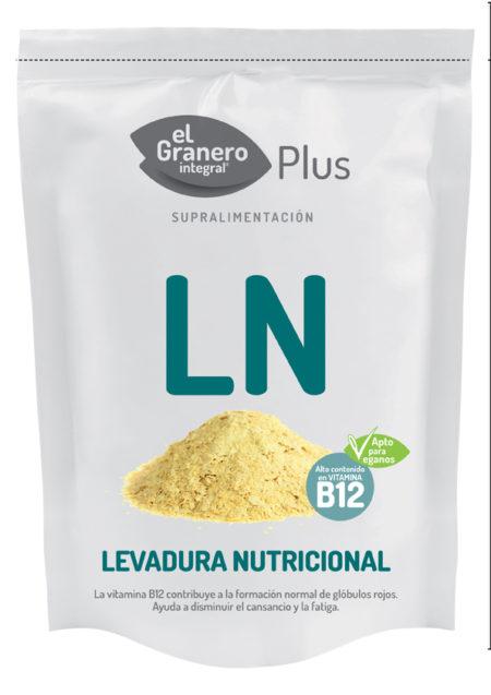 Levadura Nutricional Alto Contenido en B12 150g. El Granero Integral