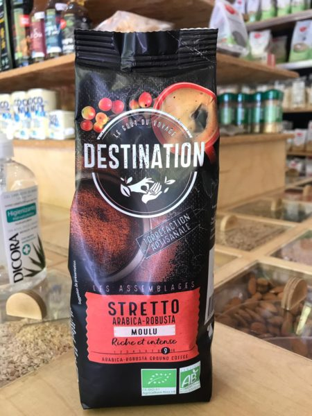 Café Destination Stretto