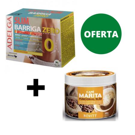 Pack Barriga zero + Café marita