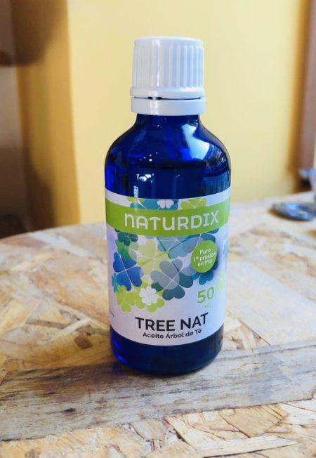 Aceite arbol de te 50ml de Naturdix